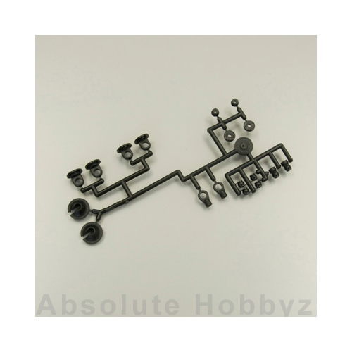 Kyosho BB Shock Plastic Parts Set