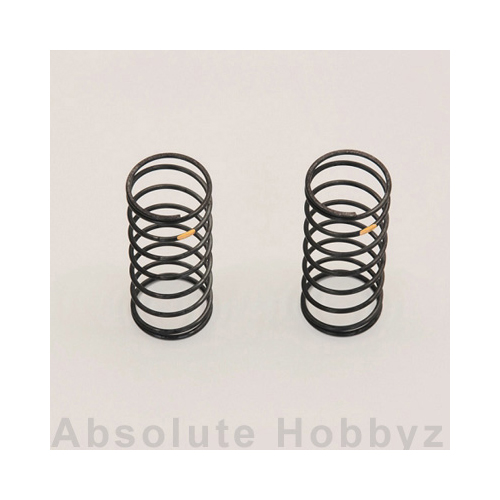 Kyosho BB Fr. Shock Spring (S/Orange/Hard) 2pcs