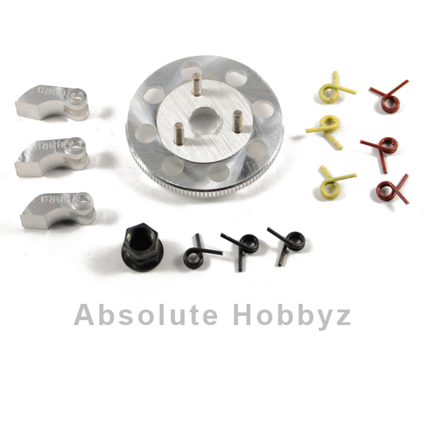 M2C Racing Traxxas 40mm 3 Shoe Clutch System