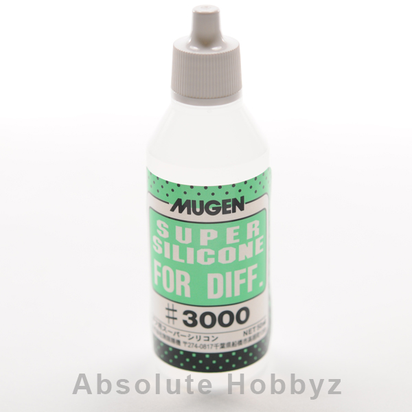 Mugen Silicone For Diff. #3000cst