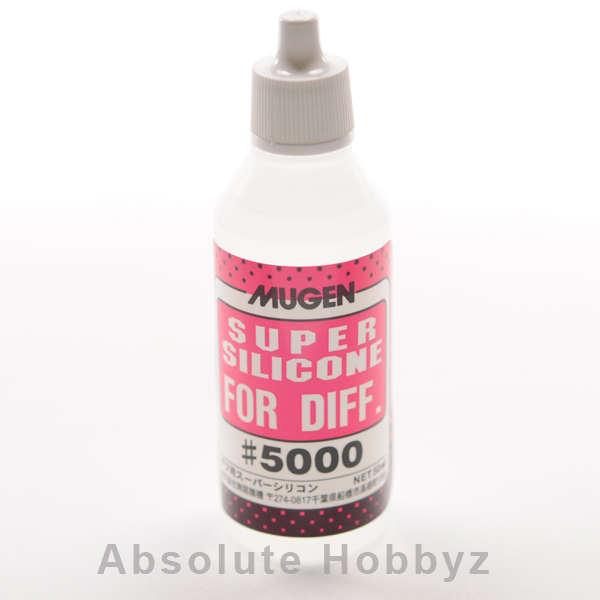 Mugen Silicone For Diff. #5000cst