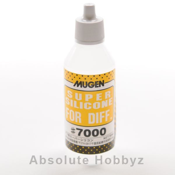 Mugen Silicone For Diff. #7000cst