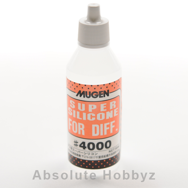 Mugen Silicone For Diff #4000cst
