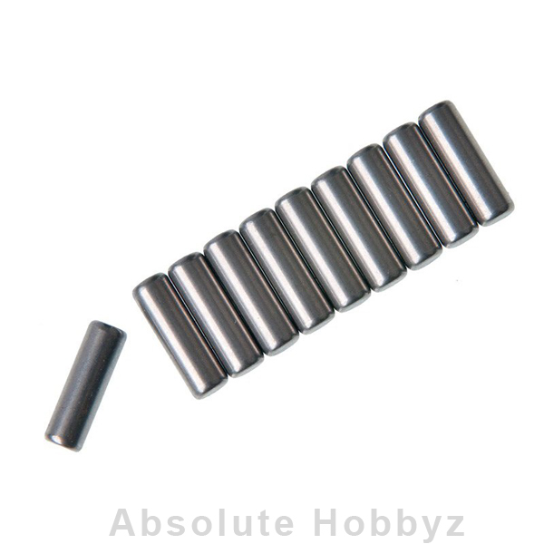 Mugen 3x9.6mm Joint Pin (10pcs) - MTX5 / MTX6