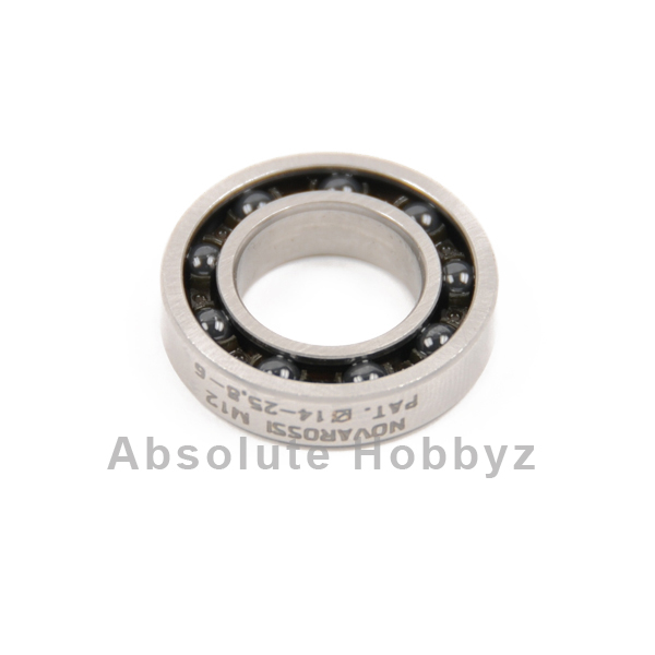 Novarossi 14x25.8x6mm Rear Engine Bearing (Novarossi P5X, 528X, TM928, C6-BB)(1)