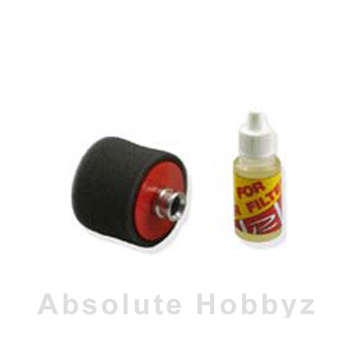 Novarossi Off Road Sponge Sir Filter Kit + Special Oil