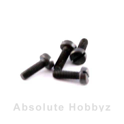 Novarossi Screw Set For Rear Cover 2.11ccm 2.6x6 (4 pcs)