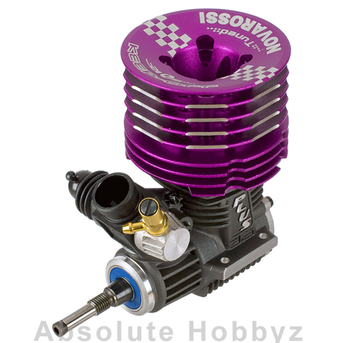 Novarossi KeepOff 21-4 Buggy .21 Engine (4 Port) (Rear Ceramic Bearing)
