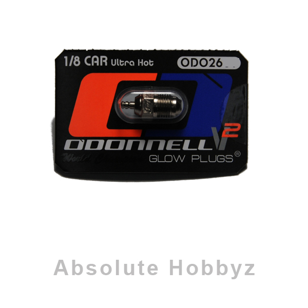 O'Donnell Mileage V-2 Ultra Competition For Off Road Off Road - 1/10 On Road (1)