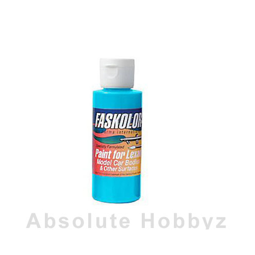 Parma PSE Faskolor Blue Lexan Body Paint (2oz)
