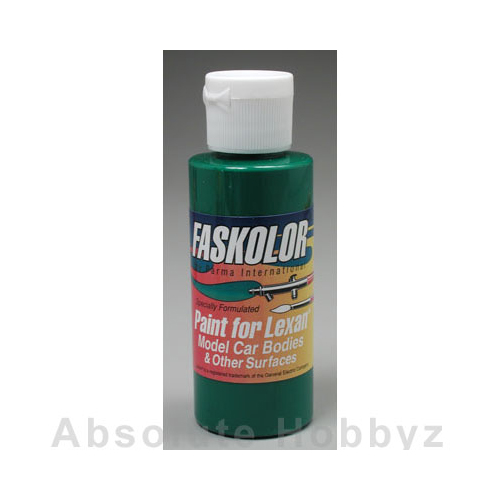 Parma PSE Faskolor Peral Green Lexan Body Paint (2oz)