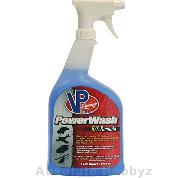 Powermaster Power Wash R/C Formula (32oz)