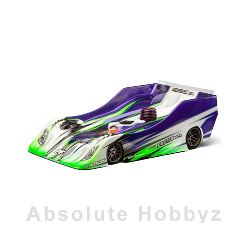 Protoform R15B Pro-Light Weight Body 1/8 On-Road (Clear)