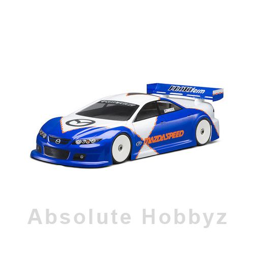 Protoform MazdaSpeed 6 Touring Body (190mm) (Reg Weight)