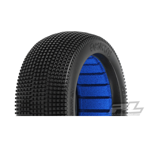 Pro-Line Fugitive Off-Road 1:8 Buggy Tires (S4) (Super Soft) (2)