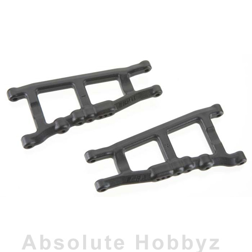 RPM Front/Rear A-Arms Black Slash/Stampede 4X4
