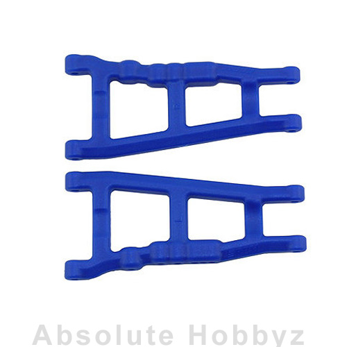 RPM Front/Rear A-Arms Blue Slash/Stampede 4X4