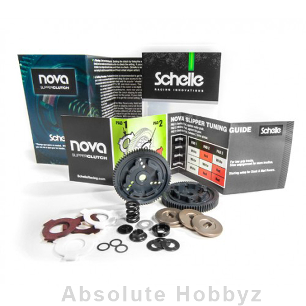 Schelle Racing Schelle Nova Slipper Assembly- Stock