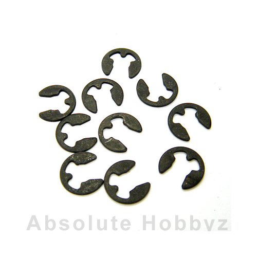 Serpent E-Clip 3.2mm (10pcs)