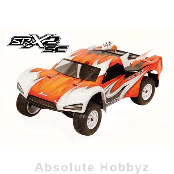 Serpent Spyder SRX-2 SC 1/10 Electric 2WD Short Course Truck Kit