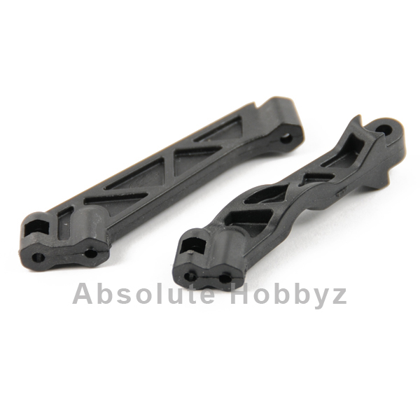 Serpent 811 F/R Nylon Chassis Braces