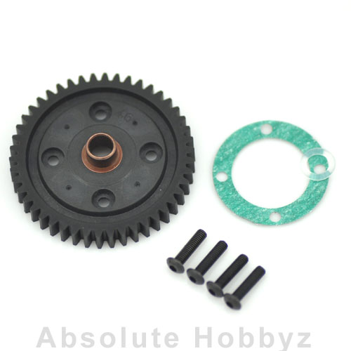 Serpent Composite 46T Spur Gear