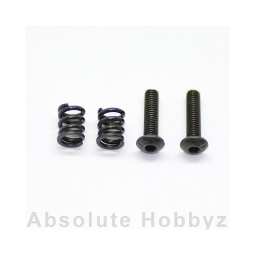 Serpent Coil Spring And Screw For 2-Speed