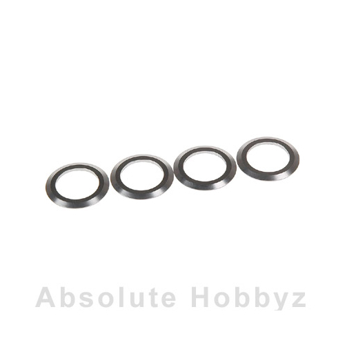 Serpent Shim Wheel Axle OS2 18x12x1mm