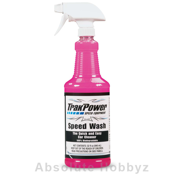 TrakPower Speed Wash Nitro Cleaner 32 fl oz