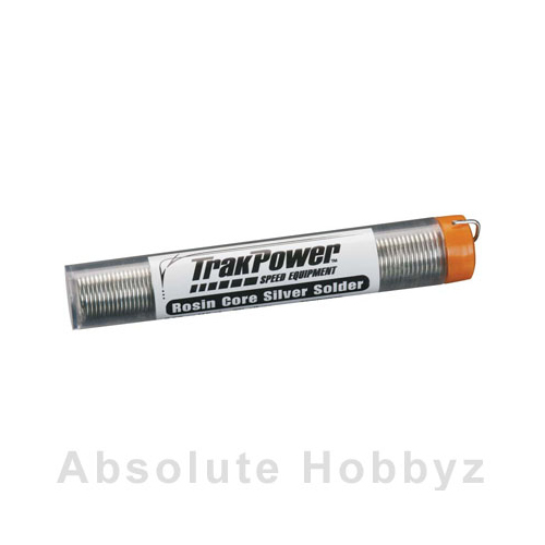 TrakPower Rosin Core Lead Free Silver Solder 15g