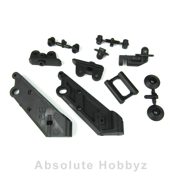 Tekno Wing Mount, Body Mount Set