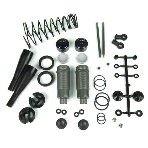 Tekno Shock Set (Rear, Complete)