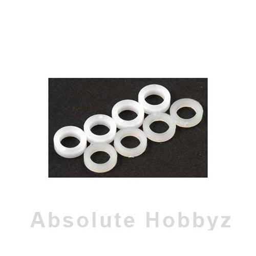 Traxxas 5x8x2.5mm Plastic Bellcrank Bushings (4)