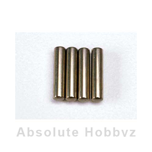 Traxxas Axle Pins, 2.5x12mm (4pcs)
