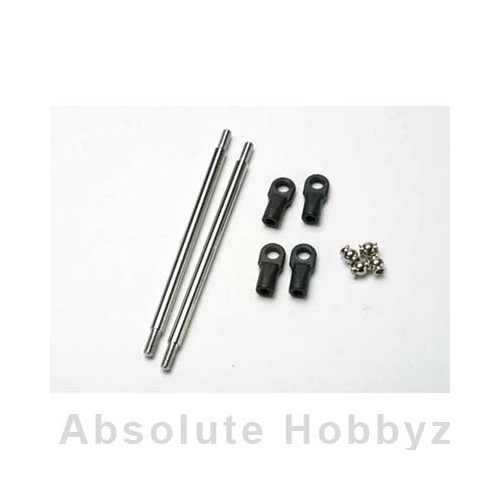Traxxas Push rod (steel) (assembled with rod ends) (2)