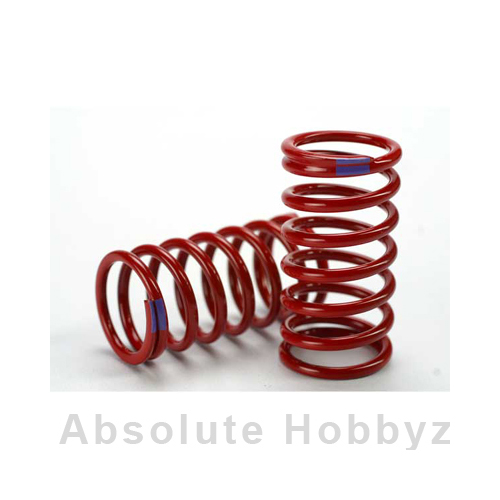 Traxxas Shock Springs (Purple - GTR 6.4) Revo (2pcs)