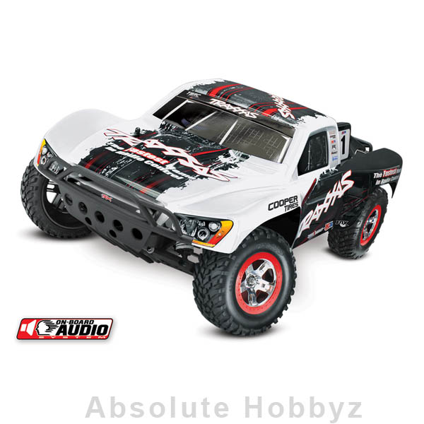 Traxxas Slash 1/10 RTR Short Course Truck w/ 2.4GHz Radio, Battery & Charger (White)