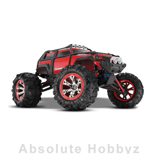 Traxxas 1/16 Summit VXL 4WD Brushless RTR Monster Truck (w/TSM Technology)