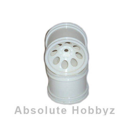 Kyosho Wheels White For DBX / DST (2pcs)