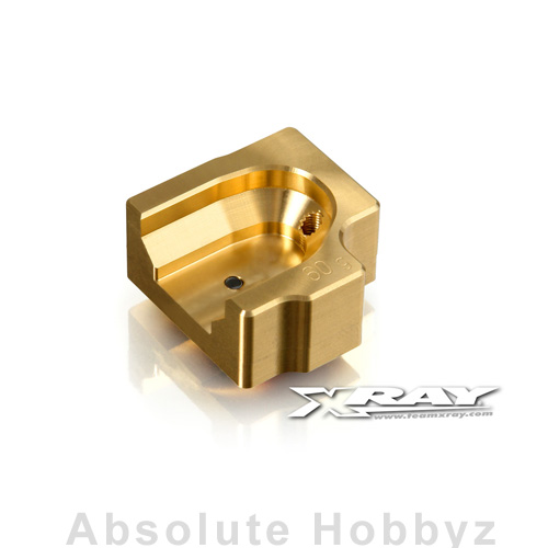 XRAY Brass Chassis Weight - Front 60G