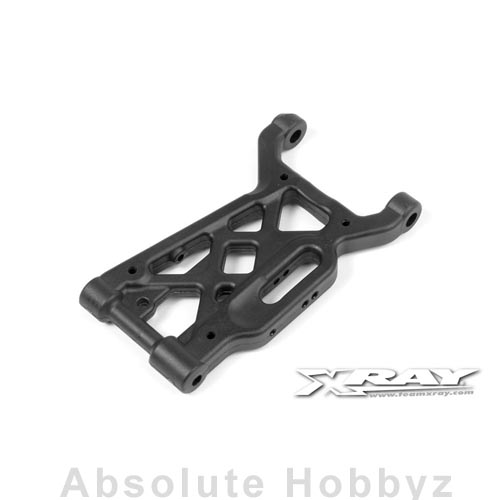 XRAY XB9 Composite Front Lower Suspension Arm - Hard