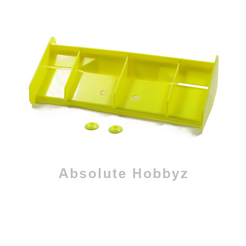 XRAY XB9 Rear Wing - Yellow