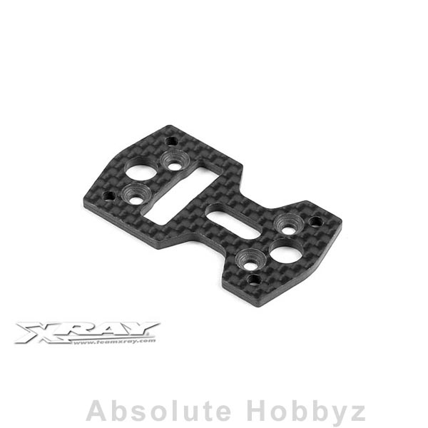 XRAY XT8 Graphite Center Diff Mounting Plate
