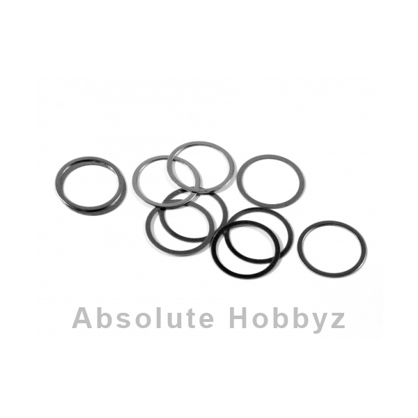 HPI 10x12x0.2mm Washer (10)