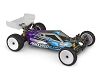 JConcepts B6.1/B6 P2K 1/10 2WD Buggy Clear Body w/6.5