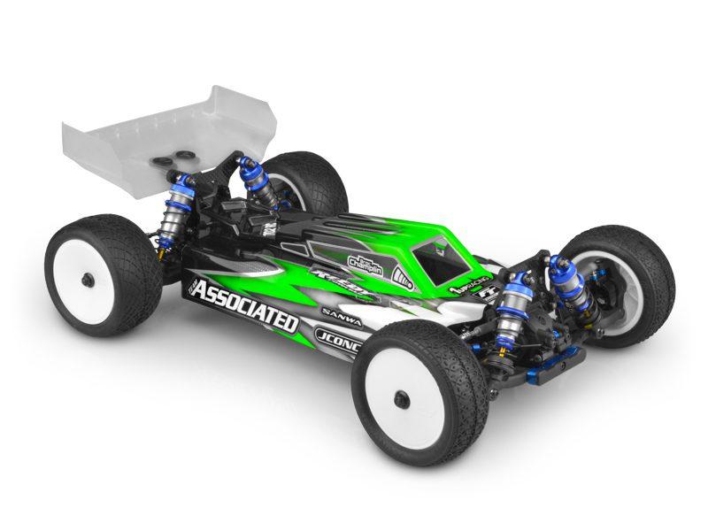 J Concepts S2-XRAY XB4 w// Aero Wing 0340