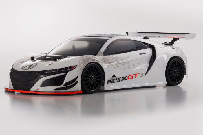 Kyosho V-ONE R4s KIT NSX GT3 Body