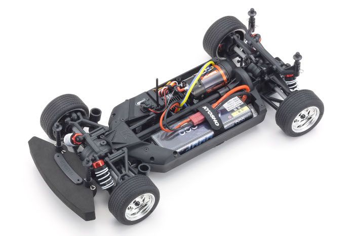 Kyosho W5161 Fazer  Stoßdämpfer-Set 2St.