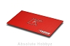Kyosho Big K 2.0 Pit Mat (Red) (122x61cm)