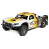 Losi 1/5 5IVE-T 2.0 4WD Short Course Truck Gas BND Grey/Orange/White